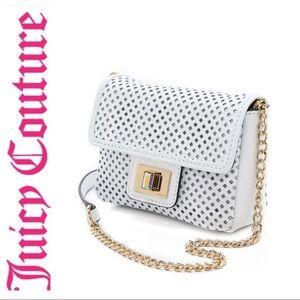 💕SALE💕 NWT Juicy Couture Coral Sierra Cross Bag
